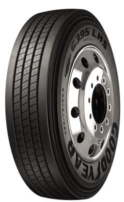 G395 LHS Fuel MAX Tires