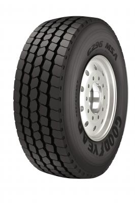 G296 MSA Tires